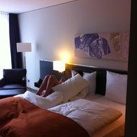 Photo taken at Atlantic Grand Hotel Bremen by Salvatore L. on 9/11/2011