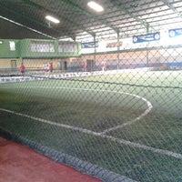 Photo taken at Grand Futsal Kuningan by Muhammad N. on 7/11/2012