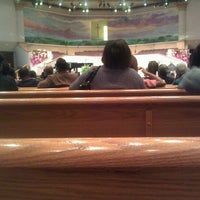 Photo taken at The Fountain of Praise by kendrick k. on 10/23/2011