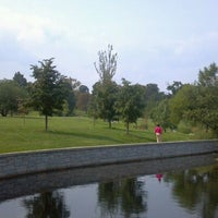 Photo taken at Patterson Park by FuriousMB on 9/4/2011