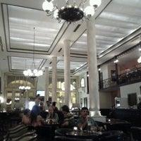 Photo taken at Panellinion by Yilmaz on 8/25/2012