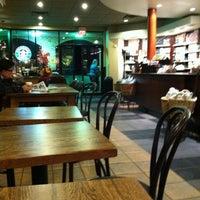 Photo taken at Starbucks by Emily F. on 10/13/2011