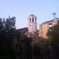 Photo taken at Greco Catholic Church In Sofia by Maxim B. on 7/15/2011