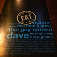 Photo taken at Dave & Buster's by Apollo T. on 5/19/2012