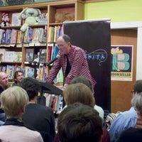 Photo taken at The Booksmith by Matthew R. on 1/20/2012