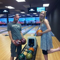 Photo taken at Let's Go Bowling by Grant G. on 1/8/2012
