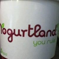 Photo taken at Yogurtland by Danique S. on 3/5/2012