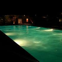 Photo taken at Bahia Resort Hotel - San Diego by Miller T. on 2/21/2012