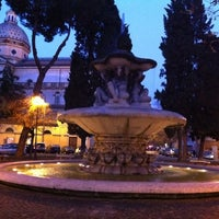 Photo taken at Piazza dei Quiriti by Dmitry B. on 2/15/2012