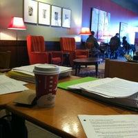 Photo taken at Starbucks by Kat F. on 12/9/2011