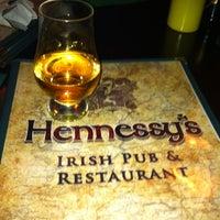 Photo taken at Hennessy's Irish Pub & Restaurant by Ray C. on 10/2/2011