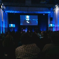 Photo taken at Hillsong Church Amsterdam by //ike on 12/18/2011