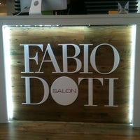 Photo taken at Fabio Doti Salon by Fabio D. on 1/19/2012