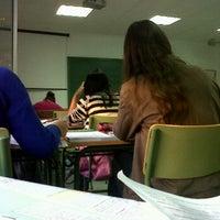 Photo taken at Institut Veles e Vents by Fani A. on 11/9/2011