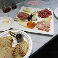 Photo taken at Norcino Salumeria at The Market by Paul D. on 11/6/2011