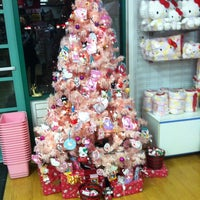 Photo taken at Sanrio Outlet Store by crystal n. on 1/27/2012