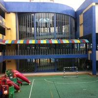Photo taken at Centro Educacional Adalberto Valle by Eduardo L. on 1/31/2012