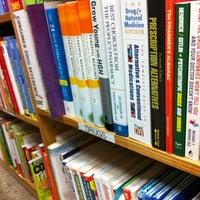 Photo taken at Half Price Books by Kara M. on 4/21/2012