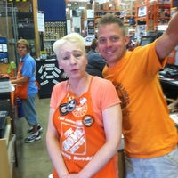 Photo taken at The Home Depot by Rick G. on 10/10/2011