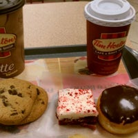 Photo taken at Tim Hortons by Jim H. on 1/29/2012