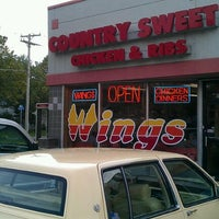 Photo taken at Country Sweet Chicken & Ribs by Brandon M. on 8/28/2011