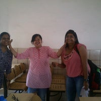 Photo taken at Room no. 8 DDU by Dimple P. on 8/16/2012