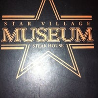 Photo taken at Star Village Museum Steak House by Kenny N. on 10/2/2011