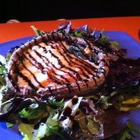Photo taken at Mellow Mushroom by Alaina B. on 5/17/2011