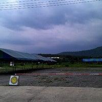Photo taken at Sahafarm station by Chanjaoka J. on 8/25/2012
