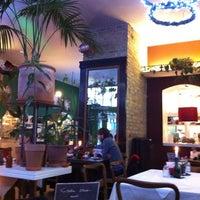 Das Foto wurde bei Blumencafé von Michael B. am 2/13/2011 aufgenommen