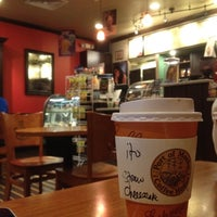 Photo taken at Port of Mocha Coffee House by Jun I. on 1/24/2012