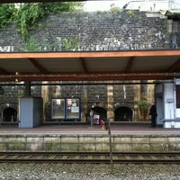 Photo taken at Wuppertal Hauptbahnhof by Erdem A. on 9/22/2011
