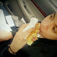 Photo taken at Hardee's / Red Burrito by Andrea M. on 1/25/2012