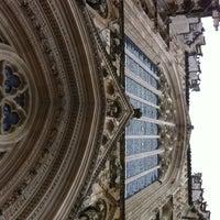 Photo taken at St Michael le Belfrey by She w. on 6/11/2012