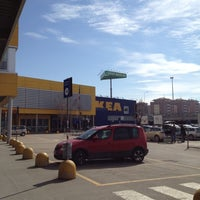 Photo taken at IKEA by Francesco L. on 2/29/2012