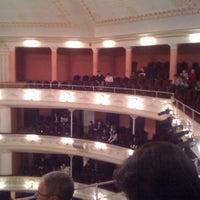 Photo taken at Lesya Ukrainka Theater of Russian Drama by Elena N. on 2/22/2012