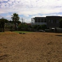 Photo taken at DOG PARK B-Wood by kazuomi on 7/23/2011