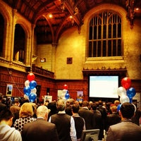 Photo taken at Bonython Hall by Liam D. on 8/9/2012