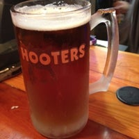 Photo taken at Hooters by Tyrone G. on 11/15/2011