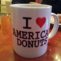 Photo taken at American Donuts by Gabriella A. on 12/3/2011