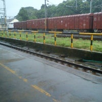 Photo taken at Palakkad Junction (Railway Station) by Sachin T. on 7/22/2012