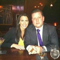 Photo taken at Got Rocks Cigar & Martini Bar by Rick V. on 2/12/2012