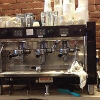 Photo taken at Lakota Coffee Company by Michael H. on 5/17/2012