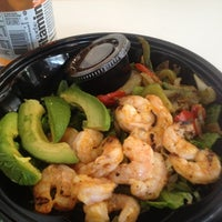 Photo taken at Baja Fresh Mexican Grill by Ludwig G. on 3/7/2012