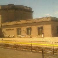 Photo taken at Amtrak/Metra Joliet Union Station (JOL) by Greg M. on 9/6/2011