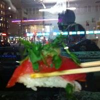 Photo taken at Akki Sushi by heidi h. on 1/12/2011