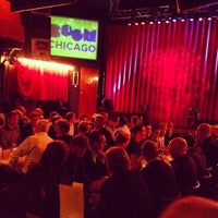 Photo taken at Boom Chicago by Jan-Paul K. on 3/23/2012