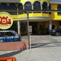 Photo taken at Botica Nueva San Juan Bosco by Carlos B. on 3/24/2012