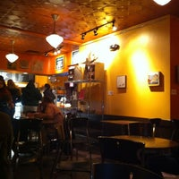 Photo taken at Tierra Cafe by Diane H. on 1/21/2012