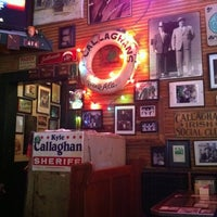 Photo taken at Callaghan's Irish Social Club by Nick S. on 2/29/2012